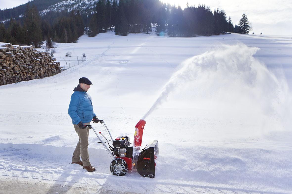 Снегоуборщики бензиновые в интернет-магазине UniversalMoto