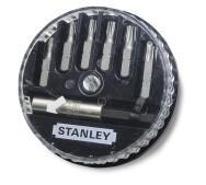 Набір 6-ти вставок і магнітного утримувача Stanley 1-68-739- фото