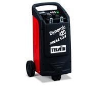 Зарядное и пусковое устройство Telwin Dynamic 420 Start (829382)- фото