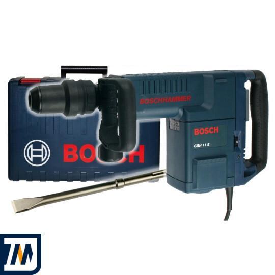 Відбійний молоток Bosch GSH 11 E - фото 1