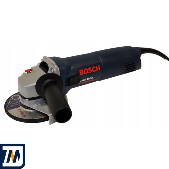 Кутова шліфмашина Bosch GWS 1000 - фото 2