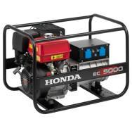 Бензиновый генератор Honda EC5000- фото