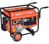 Бензиновий генератор Yato YT-85440- фото