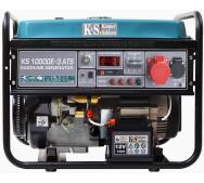 Бензиновый генератор Konner&Sohnen KS 10000E ATS-3- фото