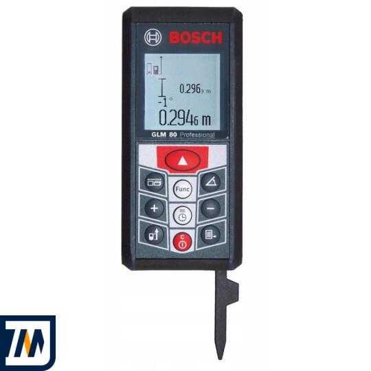 Лазерний далекомір Bosch GLM 80 + R 60 - фото 5