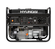 Генератор бензиновий Hyundai HHY 5000F- фото