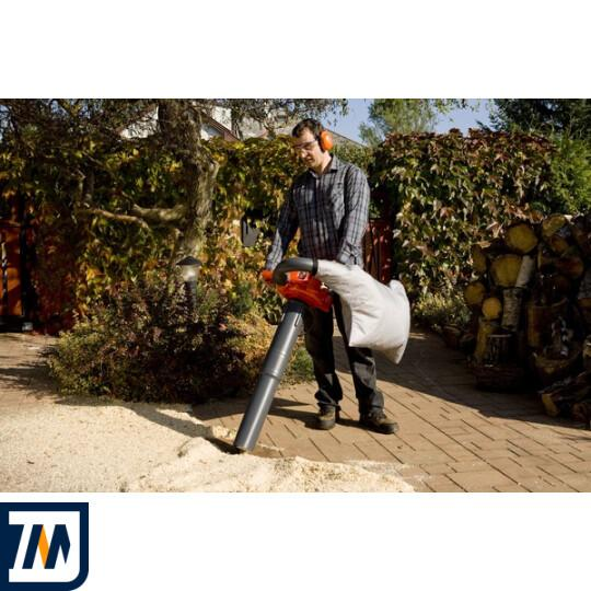 Садовый пылесос-воздуходувка Oleo-Mac BV 300 - фото 4