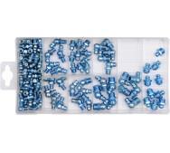 Набір мастильних ніпелів 110шт Yato YT-06888- фото
