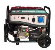 Бензиновий генератор Senci SC9000-Е- фото