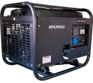 Генератор бензиновий Hyundai HY 7000SE- фото