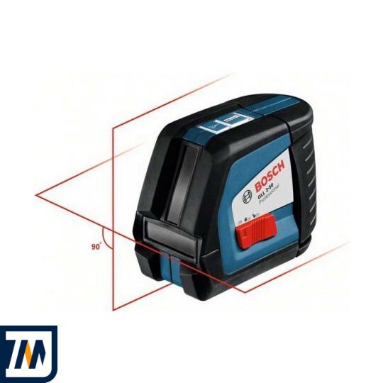 Лазерний нівелір Bosch GLL 2-50 - фото 1