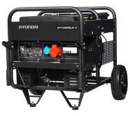 Генератор бензиновий Hyundai HY 12000LE-3- фото