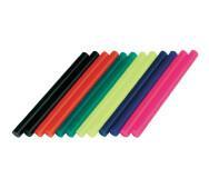 Кольорові клейові стрижні Dremel (2615GG05JA)- фото