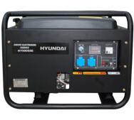 Генератор бензиновий Hyundai HY 9000SE- фото