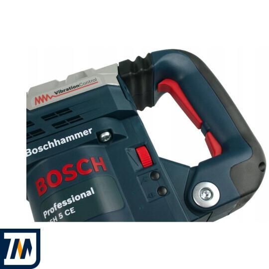 Відбійний молоток Bosch GSH 5 CE - фото 6