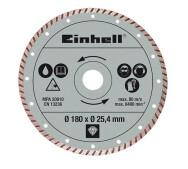 Алмазный диск EINHELL 4301176 180x25,4- фото