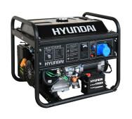 Генератор бензиновий Hyundai HHY 7010FE- фото