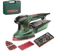 Вібраційна шліфмашина Bosch PSM 200 AES- фото