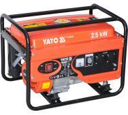 Бензиновий генератор YATO YT-85432- фото