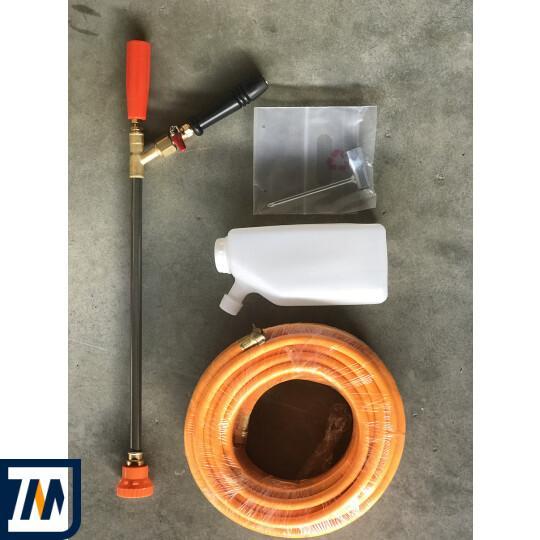 Мотооприскувач бензиновий Agrimotor TPB 256 - фото 11