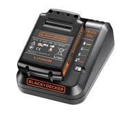 Швидкий зарядний пристрій 1А з акумулятором 1,5 Ah Black&Decker BDC1A15- фото
