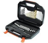 Універсальний набір інструментів Black&Decker A7184- фото