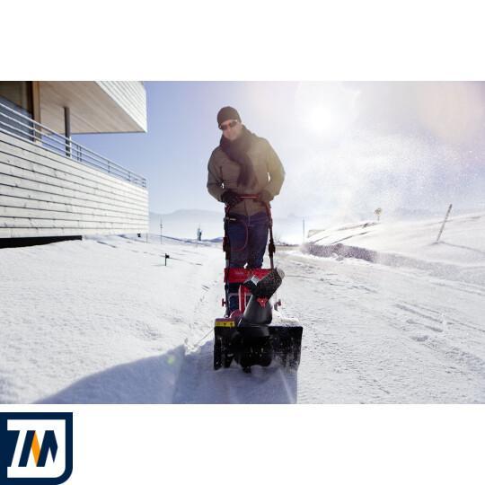 Снігоприбирач електричний AL-KO SnowLine 46E - фото 4
