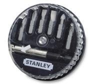 Набір 6-ти вставок і магнітного утримувача Stanley 1-68-737- фото
