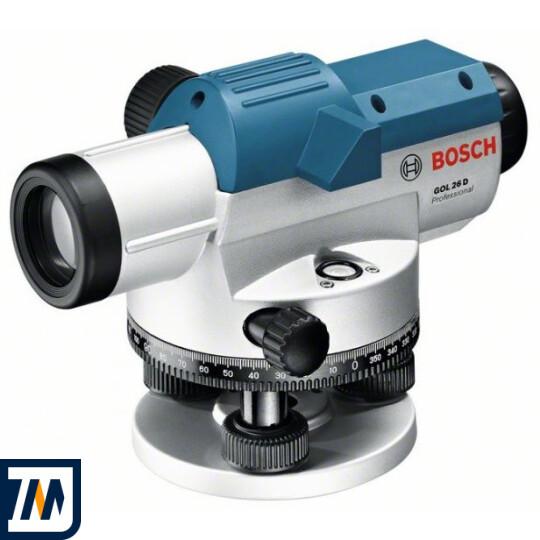 Оптичний нівелір Bosch GOL 26 D - фото 1