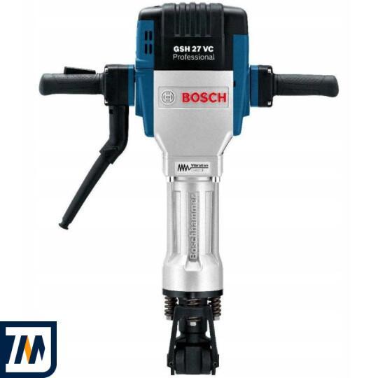 Відбійний молоток Bosch GSH 27 VC - фото 2
