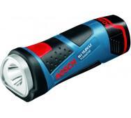 Аккумуляторный фонарь Bosch GLI 10,8 V-Li без аккумулятора- фото