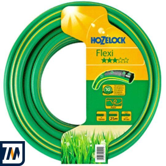 Шланг для поливу 50м Hozelock Flexi 19mm (145263) - фото 1