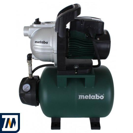 Насосна станція Metabo HWW 3300/25 G - фото 2