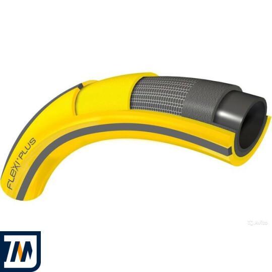 Шланг для поливу 25м Hozelock Flexi Plus 25mm (145161) - фото 1