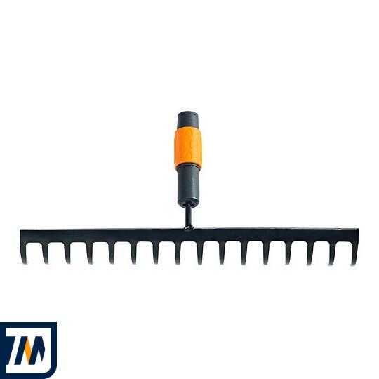 Грабли Fiskars QuikFit™ (135512) 16 зубьев - фото 1