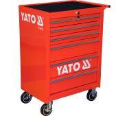 Шафа сервісна Yato  для інструментів на 6 шухляд (YT-0913)- фото