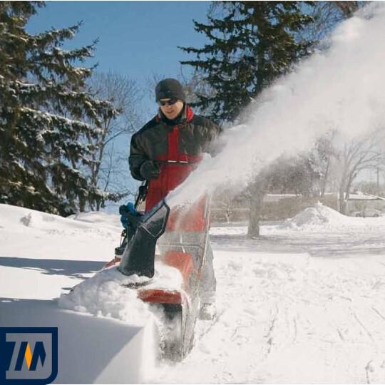 Снегоуборщик TORO Quick Clear R - фото 3