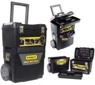 Ящик для инструментов Stanley 1-93-968 IML Mobile Work Center 2 in 1- фото