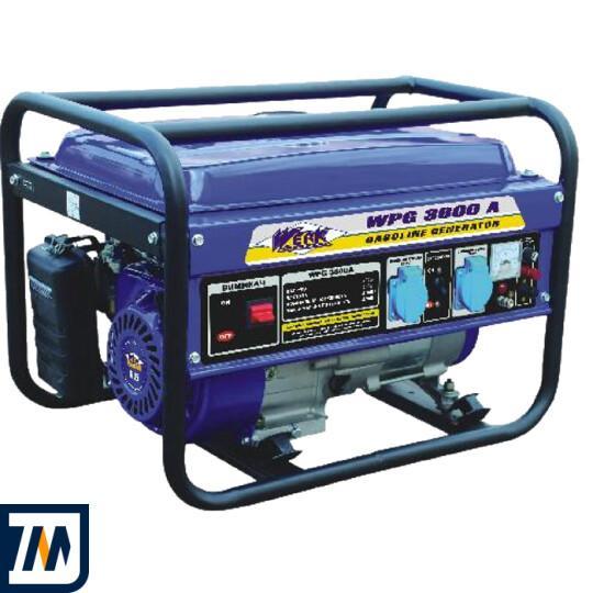 Бензиновий генератор WERK WPG3600A - фото 1
