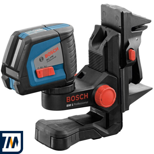 Лазерний нівелір Bosch GLL 2-50 + BM1 + LR2 L-Boxx - фото 6