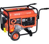 Бензиновий генератор Yato YT-85437- фото