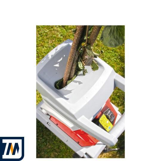 Садовый измельчитель IKRA Mogatec EGN 2500 - фото 6