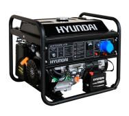 Генератор бензиновий Hyundai HHY 7010FE ATS- фото