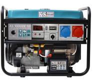 Бензиновый генератор Konner & Sohnen KS 10000E-1/3- фото