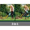 Садовий пилосос-повітродувка Bosch ALS 25 + Рукавички + Сумка - фото t5