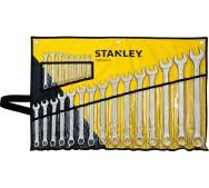 Набор ключей рожково-накидных Stanley 23 шт (STMT336508)- фото
