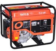 Бензиновий генератор Yato YT-85434- фото