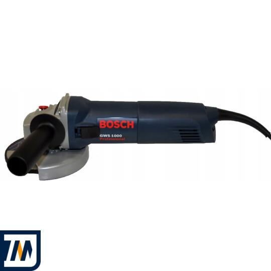 Кутова шліфмашина Bosch GWS 1000 - фото 3