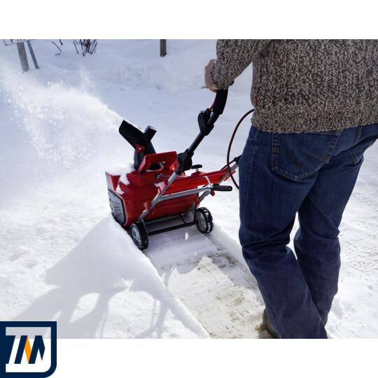 Снігоприбирач електричний AL-KO SnowLine 46E - фото 5
