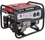 Бензиновий генератор Senci SC3500-М- фото